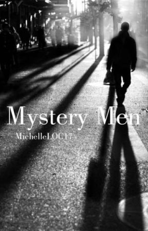 Mystery Men | BTS  by MichelleLOC17