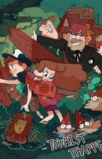 Gravity Falls x Male Monster Reader by FantasyFusion