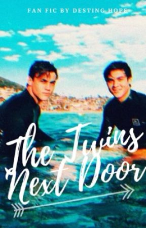 The Twins Next Door by xsusux14