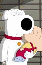 Bubbles (Stewie x Brian) by uphorim