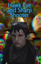 Hawk eye and Sharp Shooter. (Slow Update) by AshleyBlack42