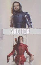 Archer  ➸  𝐁𝐮𝐜𝐤𝐲 𝐁𝐚𝐫𝐧𝐞𝐬 by supremeninjamaster