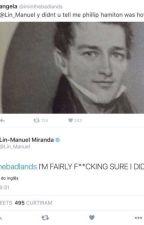 Best Tweets Of Lin Manuel Miranda by CuteAssDolls121