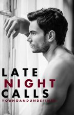 Late Night Calls by YoungAndUndefined