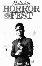 Horror Fest|| Multiship (I think) au by LilMissAlphabetGirl