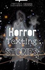 Horror Text stories (Medium level) by creepychimmy