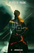 Sherlock imagines by iamaMarvelfan