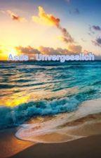 Asds - Unvergesslich by o0Sunny0o