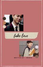 Fake Love || p.jm, k.th by vmxnie