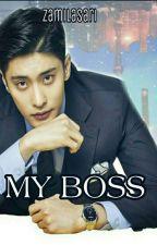 the Boss by zamilasari