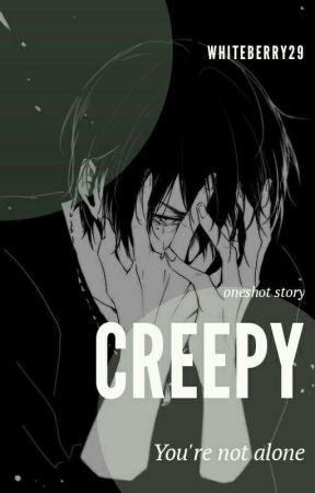 Creepy •Naruto Shippuden by Whiteberry29