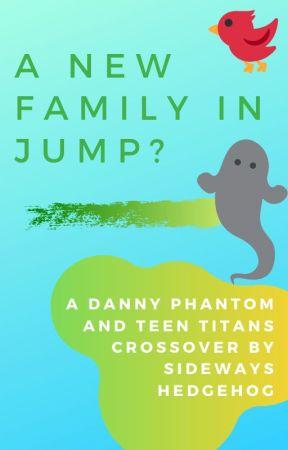 A new family in Jump? by sidewayshedgehog