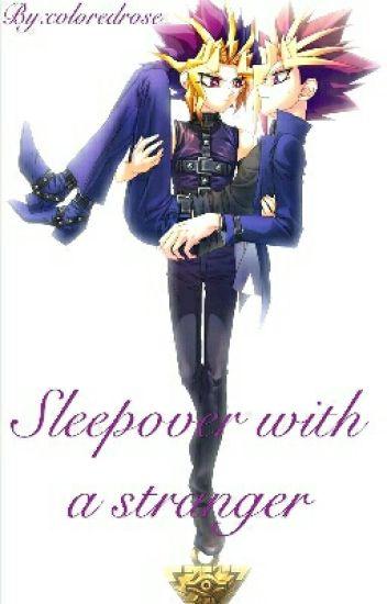 Sleepover with a stranger (YamixYugi)