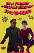 Your Friendly Neighbourhood Spider-Brat // spanking fic by stardreamer_422