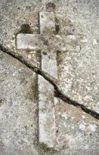 The Broken Cross(Highschool did x male Cross sans! Suicidal! Reader) by Grimcreeper58