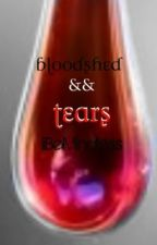 Bloodshed and Tears (A Mindless Behavior Vampire Love Story) [ON HOLD] by iiBeMindless