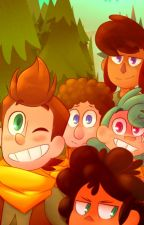 Max x Reader (Camp Camp) [Lovely] by meh_cactus
