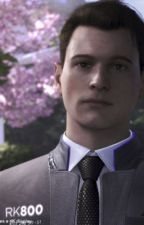 Detroit Become Human: Connor x OC by AmalMyersDBH