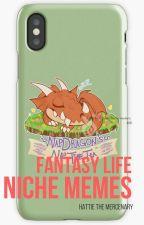 Fantasy Life Aesthetic Memes by HattieTheMercenary