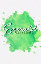 EMERALD /Ideas y Consejos. by TheFamilyColors