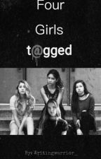 Four girls T@gged by Writingwarrior_