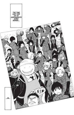 Đọc truyện [ Xuyên Không ] [ Ansatsu Kyoushitsu ] Một thế giới mới