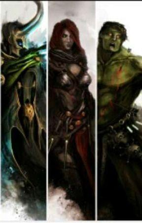The Other Mischievous God (Loki x Goddess!Reader) - 15  'I own you