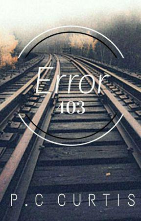 ERROR 403 by DiscerningCurtis