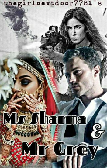 Ms Sharma And Mr Grey.