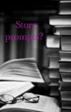 Story prompts?  by Stormwolf404