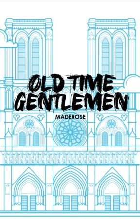 OLD TIME GENTLEMEN - Christmas Challenge 2018 by Mad_Maderose