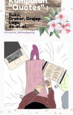Sun Flower ( Kumpulan Quotes Novel ) by Da_Alfi
