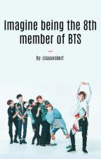 8th member of BTS by lisaaarobert