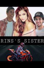 La hermana de Rins (Marc Márquez) by yonoseescribir39