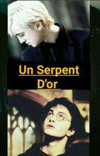 Un Serpent D'OR / Drarry / by sylverwolf-serpendor