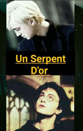 Un Serpent D'OR / Drarry / by sylverwolf-serpendor