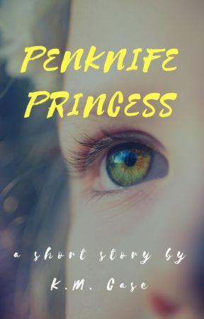 Penknife Princess by krismcase