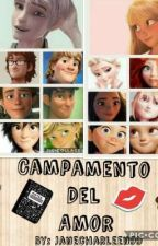 Campamento del Amor  by DWorks_Lluvia