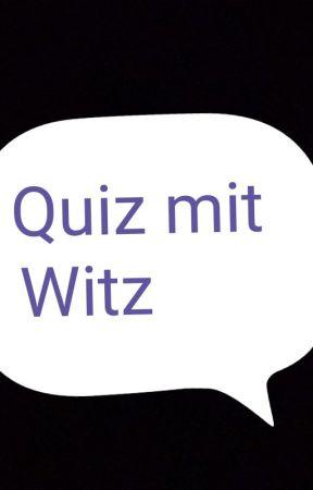 Lustige fragen und antworten quiz