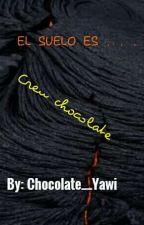El suelo es . . . Crew Chocolate by hapinnes__michael