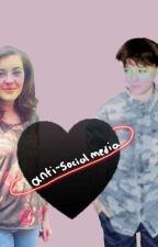 Anti-Social Media--- Annalee x Noah by -cityfool