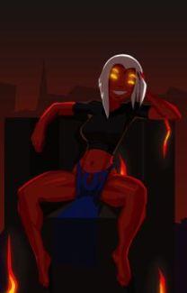 Female villains X male reader One shots - venomagent - Wattpad