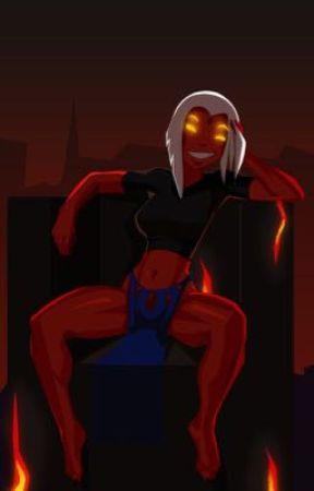 Female villains X male reader One shots - Darkest timeline