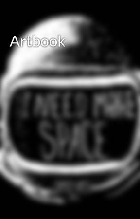 Artbook by Miss_undertale