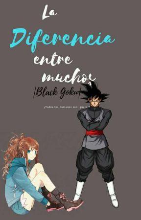 La Diferencia entre muchos  Black Goku  by Ashuri123