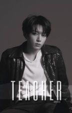 teacher ⟶ jungkook ✔ by FanPlayRealities