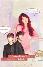 It's Valentine's Day [EXO Kpop Fanfiction] by Blueboicegirl
