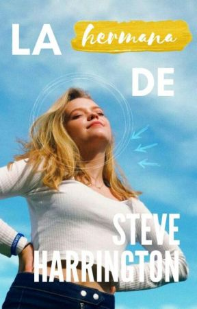La Hermana De Steve Harrington (Mike Y Tu) by Finnlard_