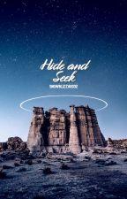 Hide and Seek by snowblizzard32
