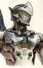 Genji x reader by our-love-forever
